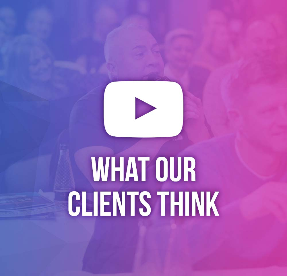 What our clients think of the Entrepreneurs Masterclass