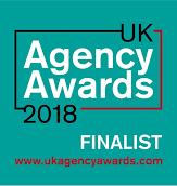 UK Agency Award Finalist 2018